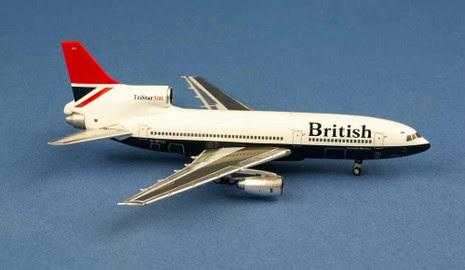 Lockheed L-1011Tristar British G-BFCB | is due: August 2019