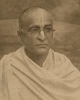 Шрила Бхакти Сиддханта Сарасвати Тхакур