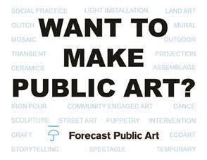 Forecast Public Art
