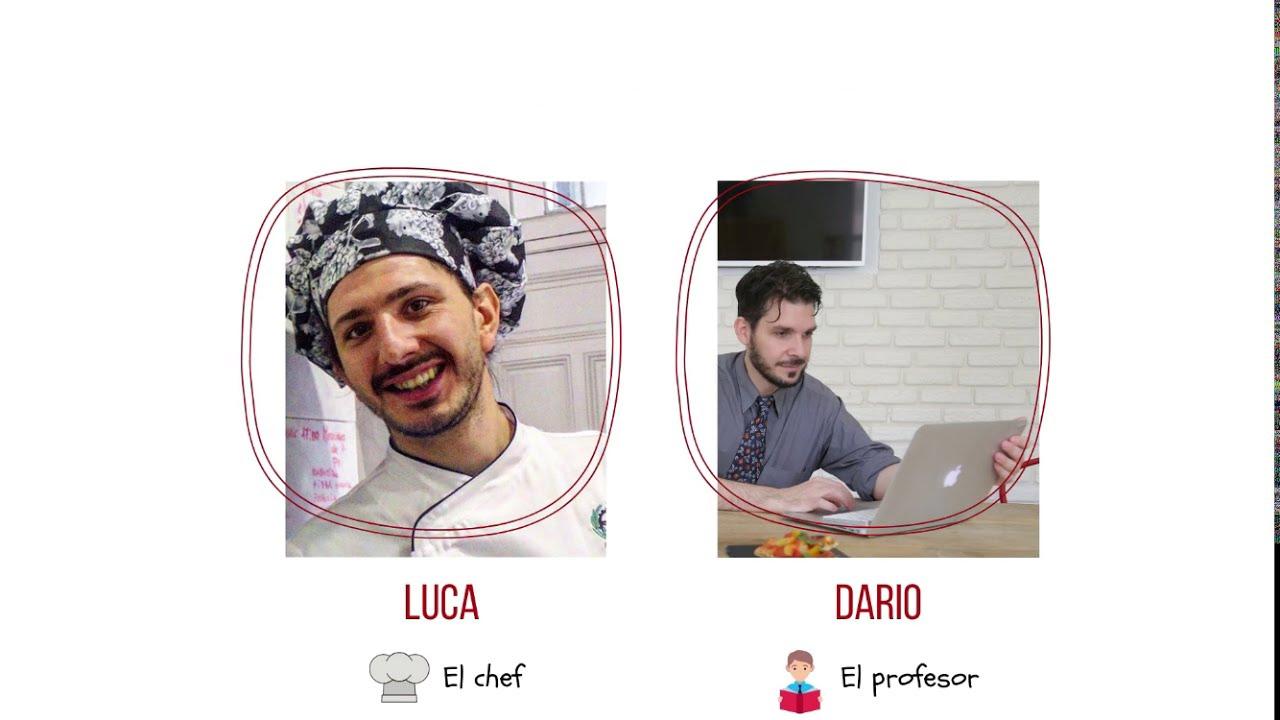 Lettere in Padella - Curso de cocina y lengua italiana