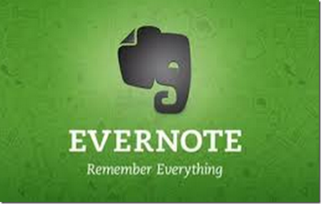 Evernote can receive your email