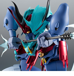 Mashin Hero Wataru Robot Spirits Gattaidar (30th Anniversary Special Edition) Exclusive