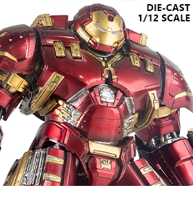 AGE OF ULTRON HULKBUSTER 1/12 SCALE FIGURE