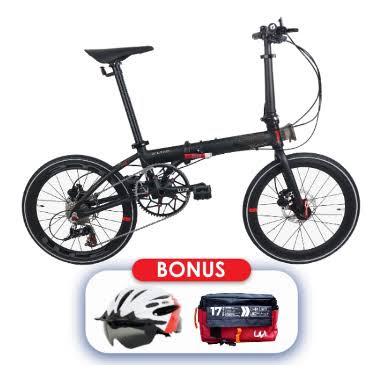 FoldX Xlite LX Sepeda Lipat [20 Inch]