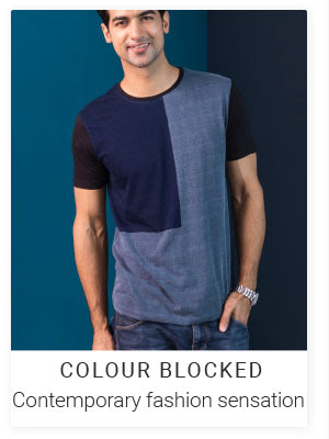 TshirtsColourblocked