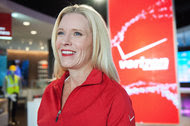 AOL and Yahoo will report to Marni M. Walden, an executive vice president at Verizon.