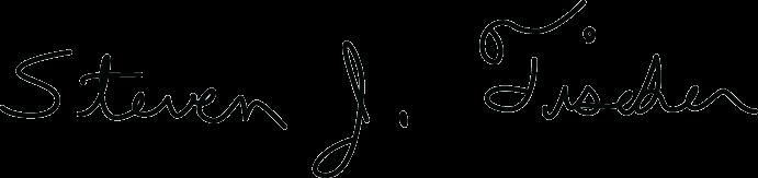 Steven Fischer signature