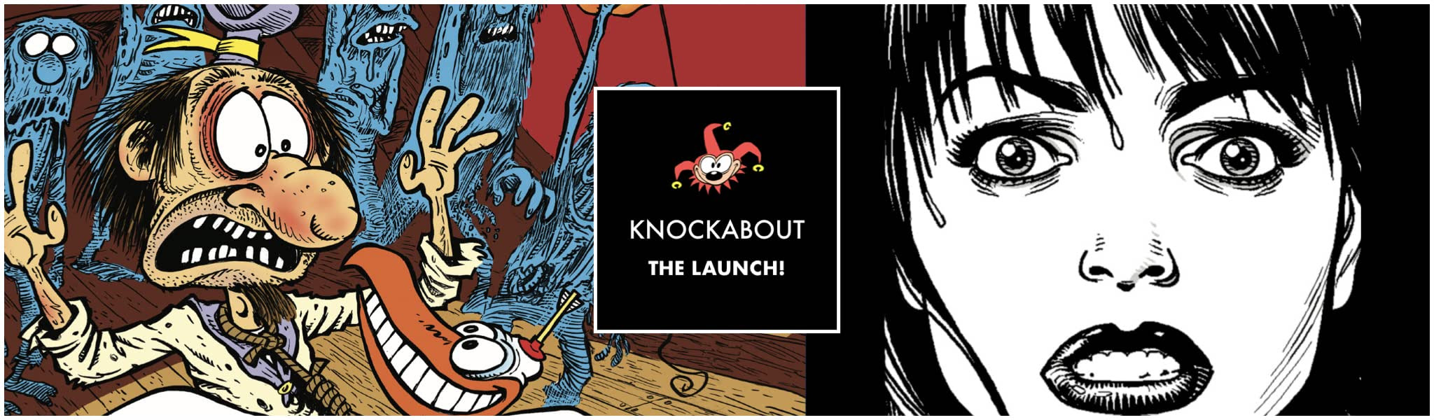 Knockabout Publisher Debut