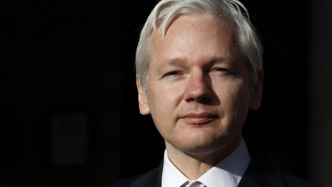 Alert! Julian Assange of Wikileaks Just Released Another Eerie Bombshell—Hillary Is the Next...