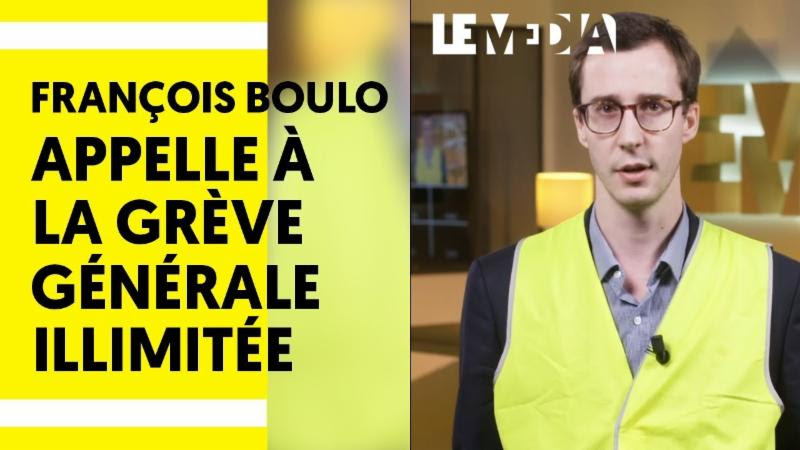 Yellow Vests Call for General Strike on February 5th C33b4e94-1226-4832-9695-256bf5a66ce7