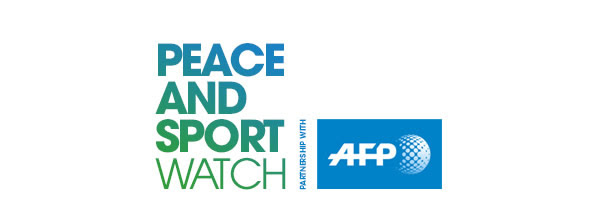 Peace and Sport Watch - Partnership with AFP