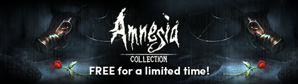 The Amnesia Collection for a limited time