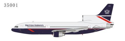 L-1011-500 Tristar British Airways landor G-BLUS | is due: July 2019