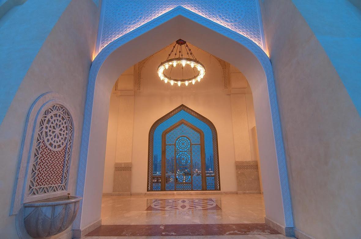 masjid gates