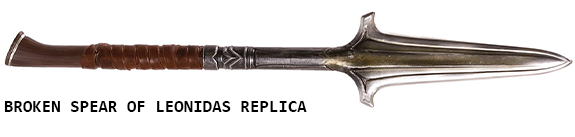 Assassin's Creed Odyssey Broken Spear of Leonidas Replica