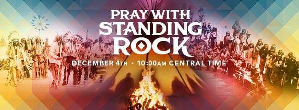 TODAY, for Standing Rock :: A Global Synchronized Prayer  A492ed457f2a4e13b083745d836770b8