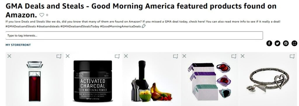 Gma Deals And Steals Today 2020 Good Morning America Deals