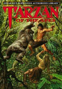 Tarzan of the Apes cover