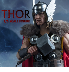SIXTH SCALE THOR