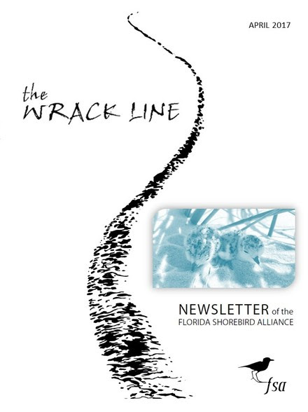 April 2017 WrackLine Cover