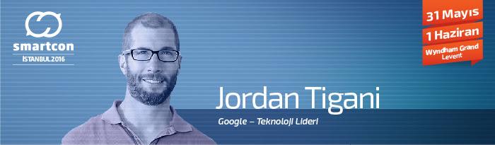 Jordan Tigani