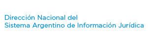 Direccion Nacional del Sistema Argentino de Informacion Juridica