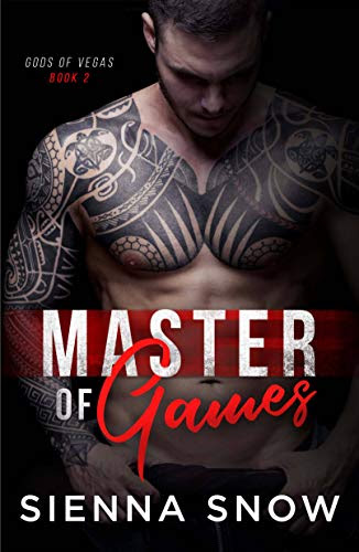 Cover for 'Master of Games (Gods of Vegas Book 2)'