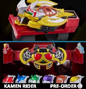 Kamen Rider Complete Selection Modification