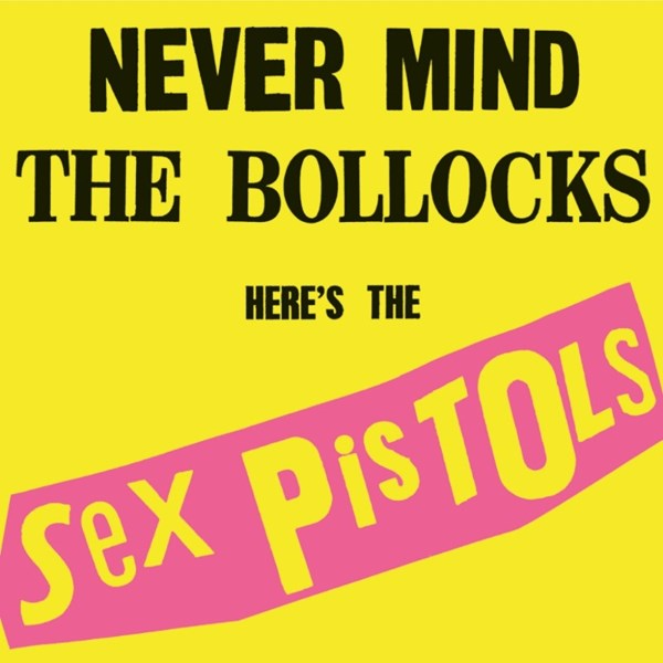 Sex Pistols reissue deluxe 40th anniversary edition box set never mind the bollocks image cover