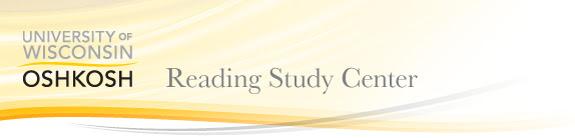 Reading Study Center Banner