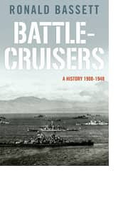 Battle-Cruisers by Ronald Bassett