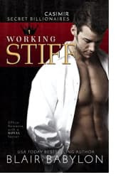 Working Stiff by Blair Babylon