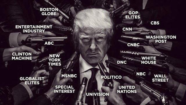 Trump Has No Choice! Countercoup Must Go 'Nuclear'!
