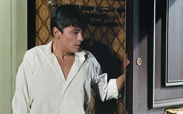 En 1960, Alain Delon interprète Tom Ripley dans« Plein soleil», de René Clément.