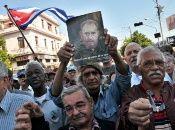 La isla se prepara para celebrar el 60 aniversario de la Revolución Cubana.