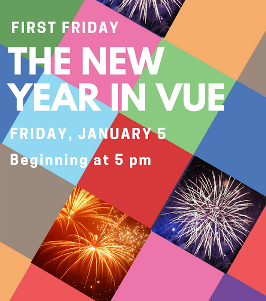 It's the First Friday of the Year!