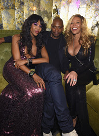 The Launch of NAOMI CAMPBELL