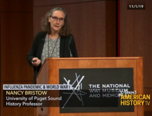 Influenza pandemic and WWI C-SPAN