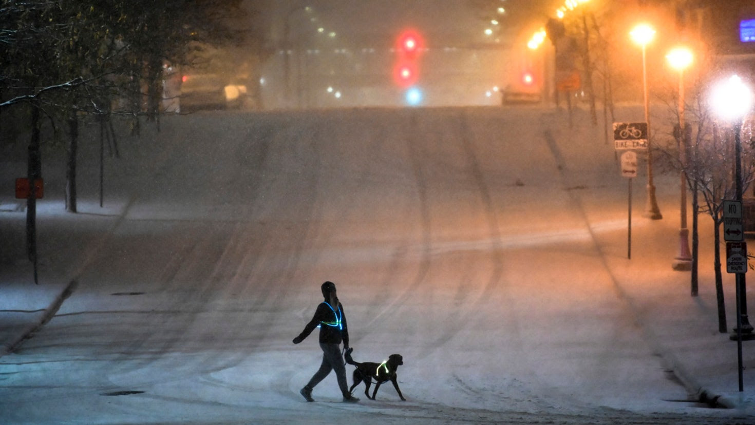 A potent storm system leaves many without power in the Midwest