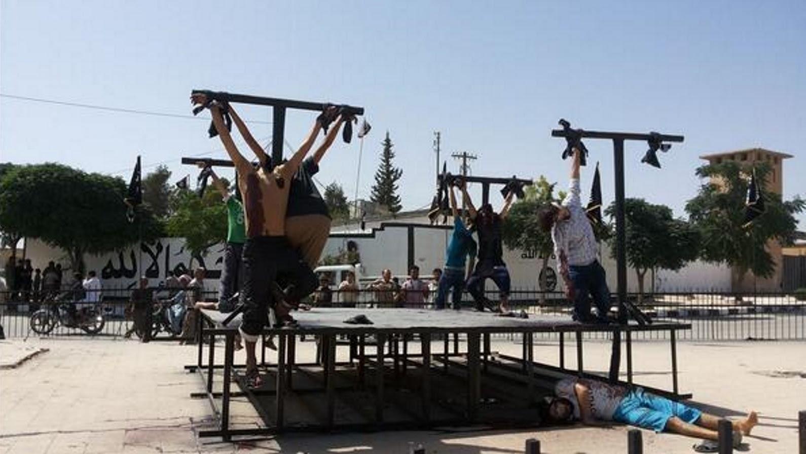 Resultado de imagen para torturas a los cristianos en medio oriente