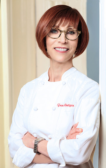Fran Costigan is internationally recognized culinary instructor, recipe developer, and innovative vegan pastry chef, and the author of three cookbooks.