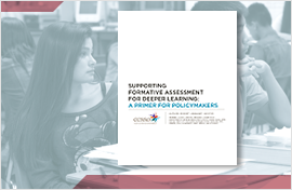 Supporting Formative Assessment