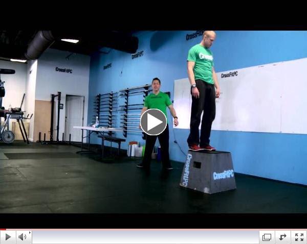 CrossFit - Efficiency Tips: Box Jumps with Matt Chan
