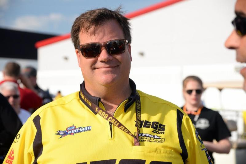 Pro Mod champ Troy Coughlin Sr. making another late-season title run