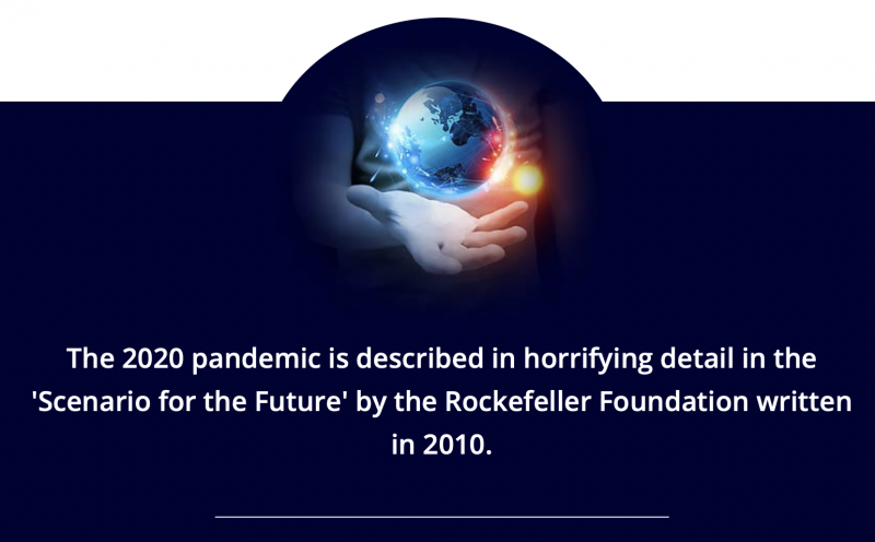 scenario for the future -rockefeller