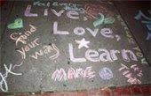 Kids Arts Sidewalk Chalk