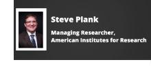 Researcher Steve Plank