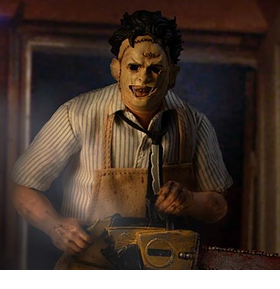 The Texas Chainsaw Massacre One:12 Collective Deluxe Leatherface