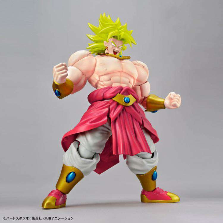 Image of Dragon Ball Z Figure-rise Standard Legendary Super Saiyan Broly (New Packaging) Model Kit - AUGUST 2019