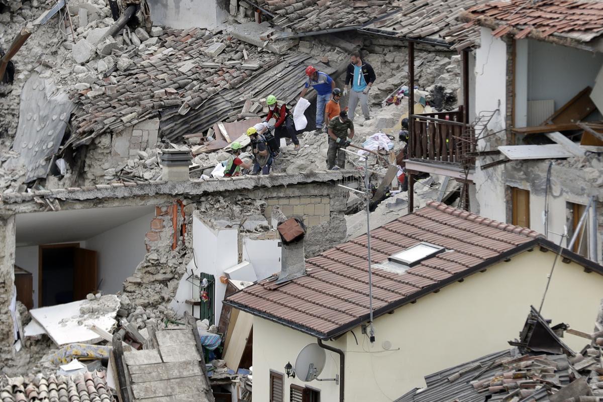 d8bb3790ad6e405e977591ad17bf0804 d8bb3790ad6e405e977591ad17bf0804 0 - A 6.2 earthquake rattles Italy